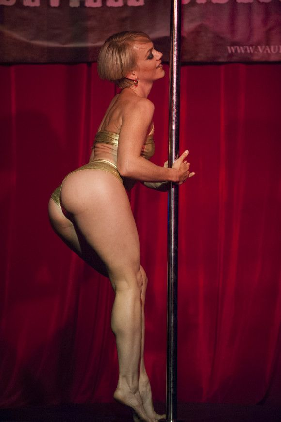 Pole dance here to stay