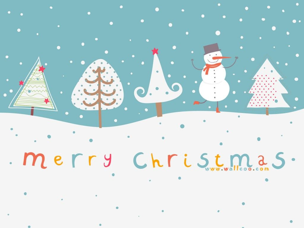 Cute Christmas Desktop Wallpaper