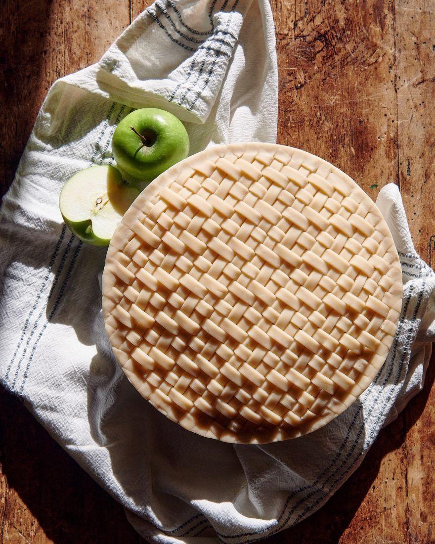 Richmond S Pie Prodigy In 2020 Apple Pie Lattice Top Apple Pie