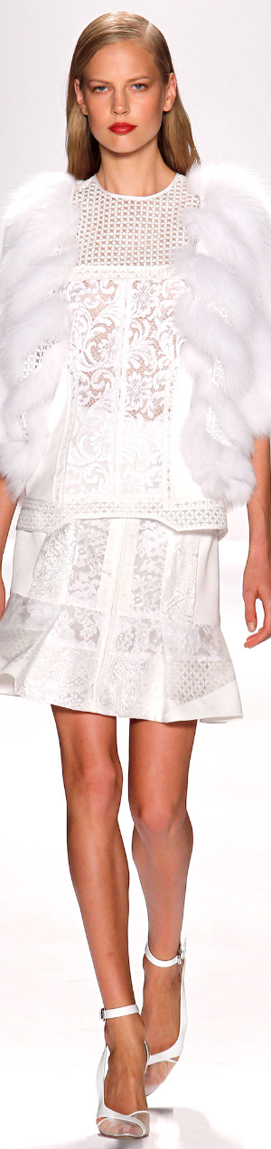 LOOKandLOVEwithLOLO: NYFW SPRING 2014 Ready-To-Wear.....J. MENDEL
