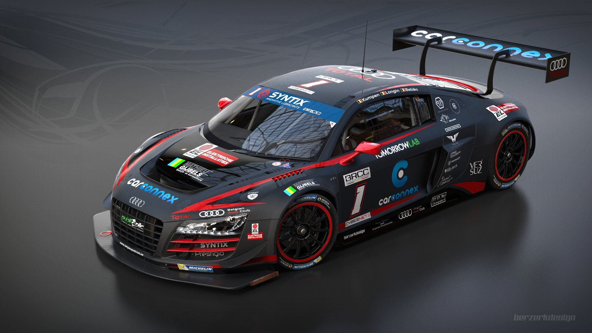 Brcc Pk Carsport Switches To The Audi R8 Lms Ultra Audi