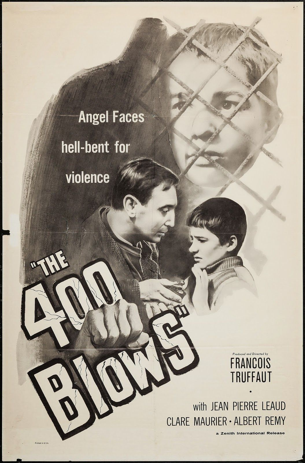 La Chambre Verte Truffaut Streaming Francois Truffaut 1959 The 400 Blows Les Quatre Cents Coups