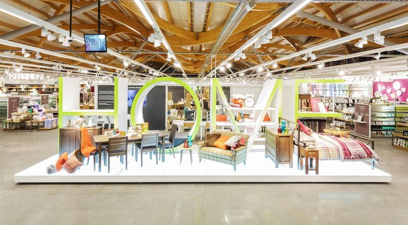 The All New M&S Home АЗС Pinterest Retail And Signage