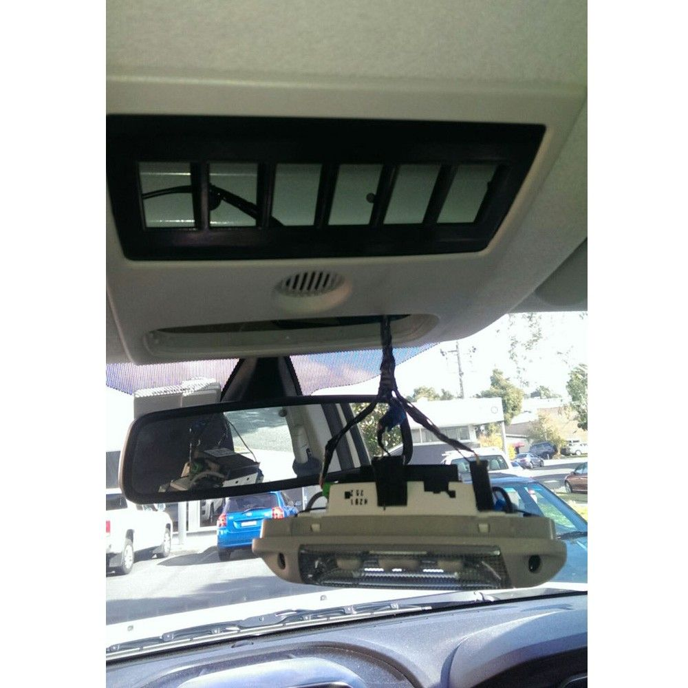 Switch Panel For Ford Ranger Px Series 2 With 6 Switches Ford Ranger Ranger Ford