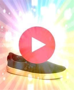 Infantil Slip On Textura Tênis Infantil Slip On Textura Tênis Infantil Slip On Textura Womens Foot Petals Finley SlipOn Sneaker Size 85 M  Blue JSLIDES CLEO P...