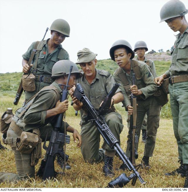 vietnam war and australia essays