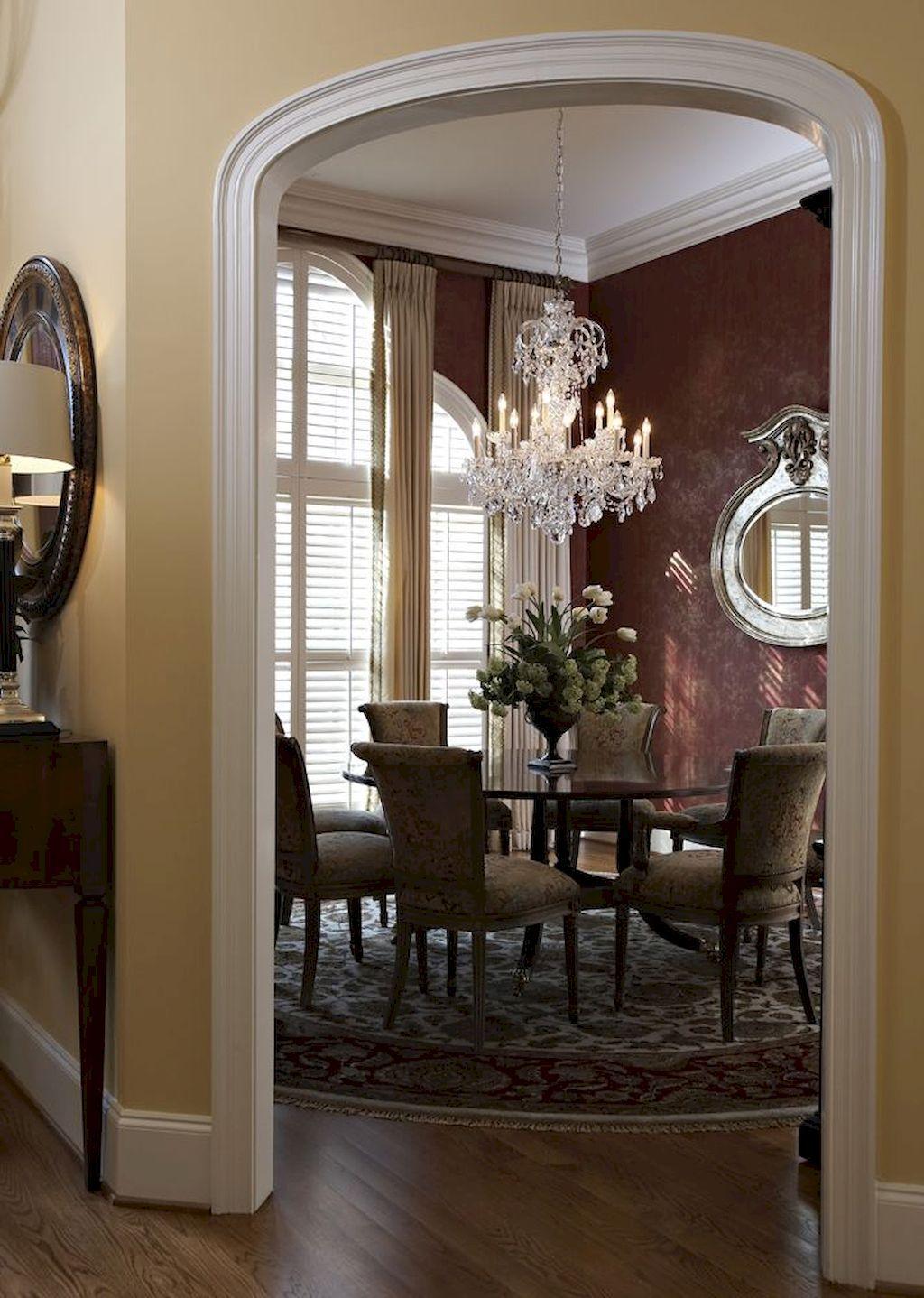 55 Vintage Victorian Dining Room Decor Ideas  Victorian Dining Classy Victorian Dining Room Decor Design Decoration
