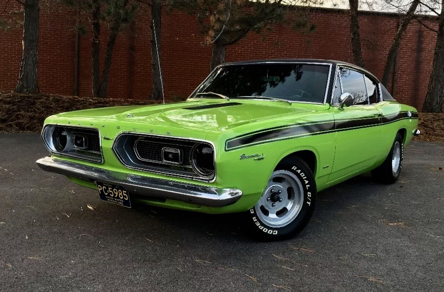 Mopar Muscle Cars Awesome 123...Beep beep..Re-pin brought to you by ...