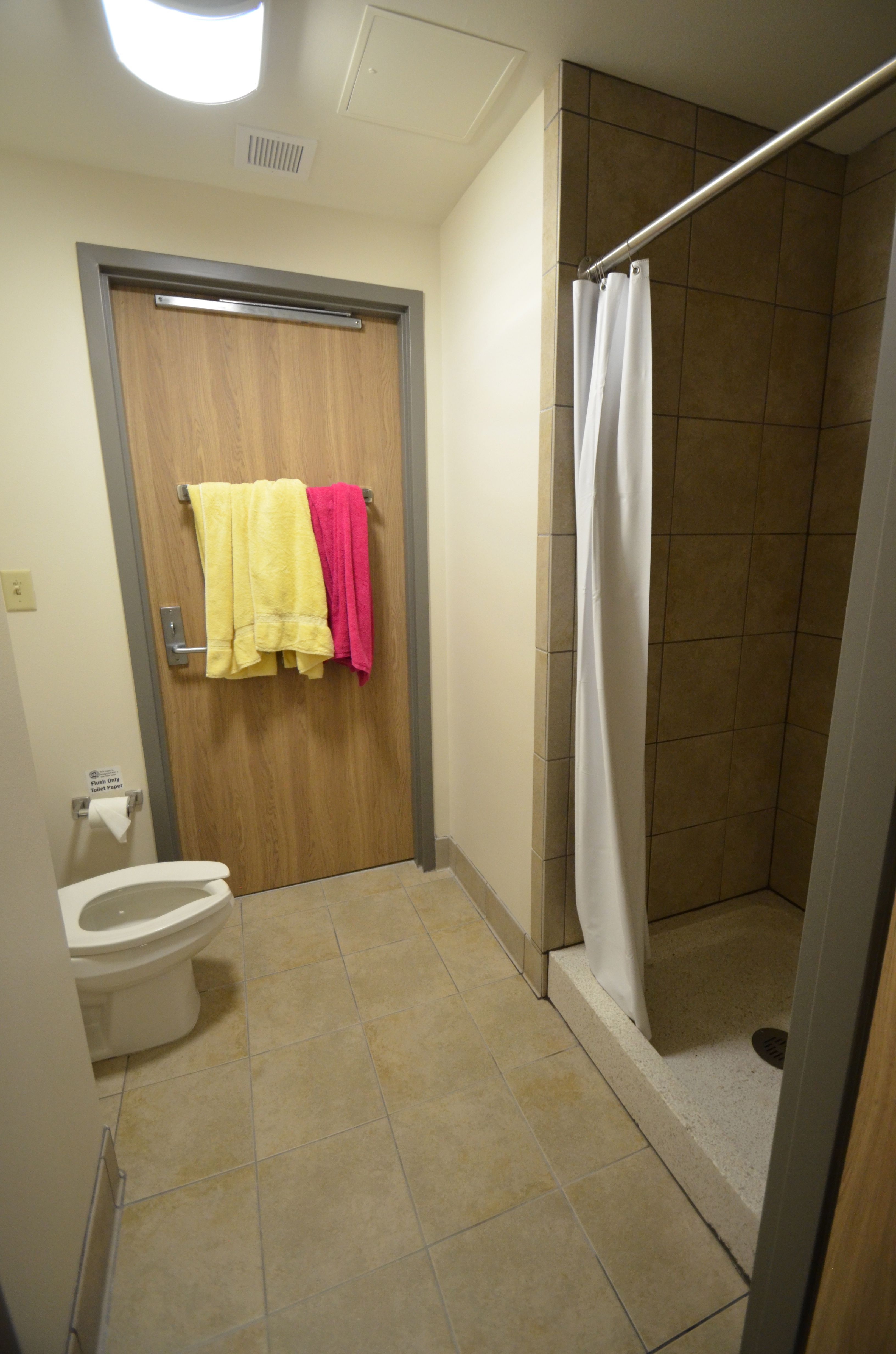 Cypress Hall Has Suite Style Bathrooms. This Means You Will Share A Bathroom  With
