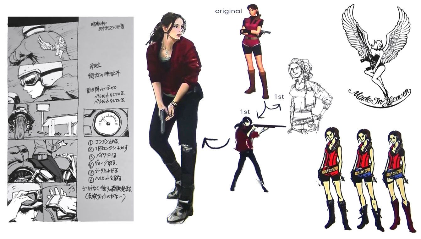 Pin On Concept Character Model Sheets