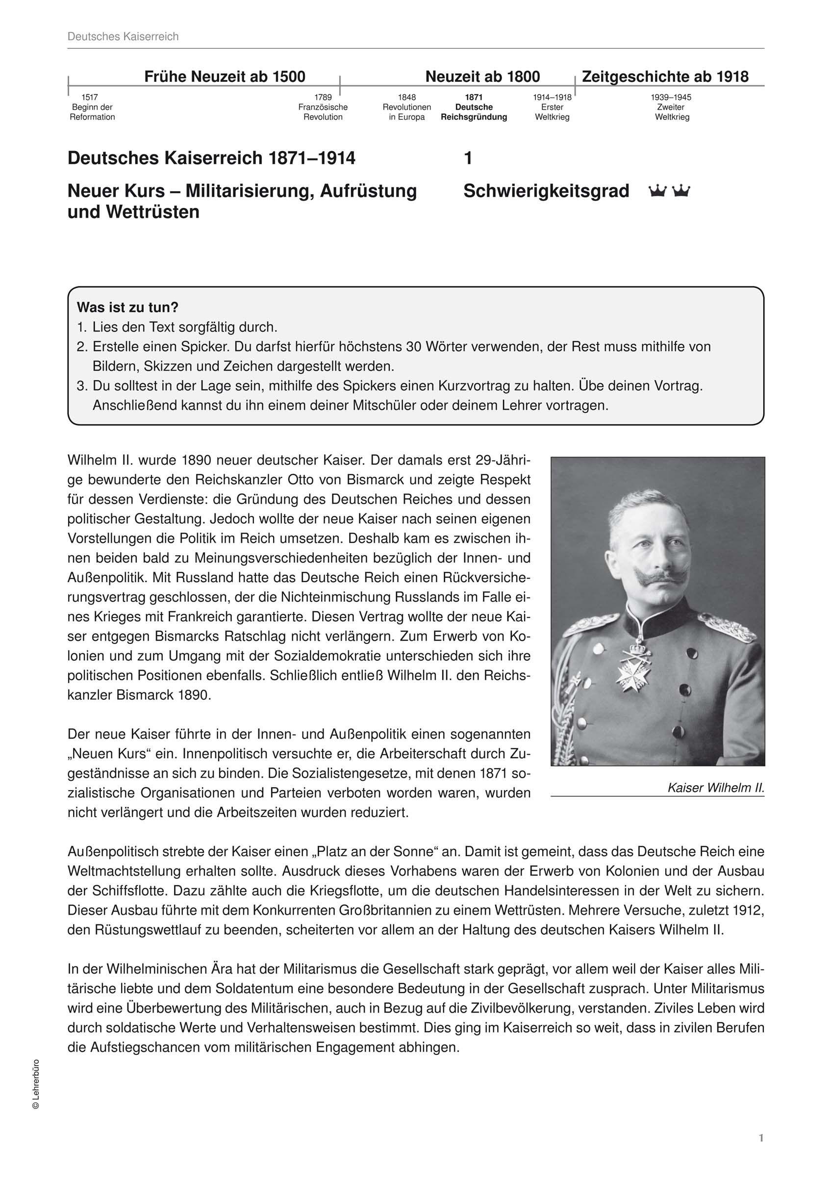 20 Arbeitsblatter 1 Weltkrieg