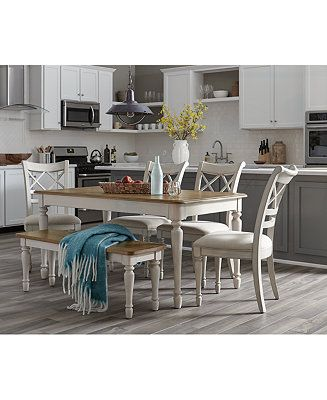 Cape May Kitchen Furniture Collection Created For Macy S Dining Room Collections