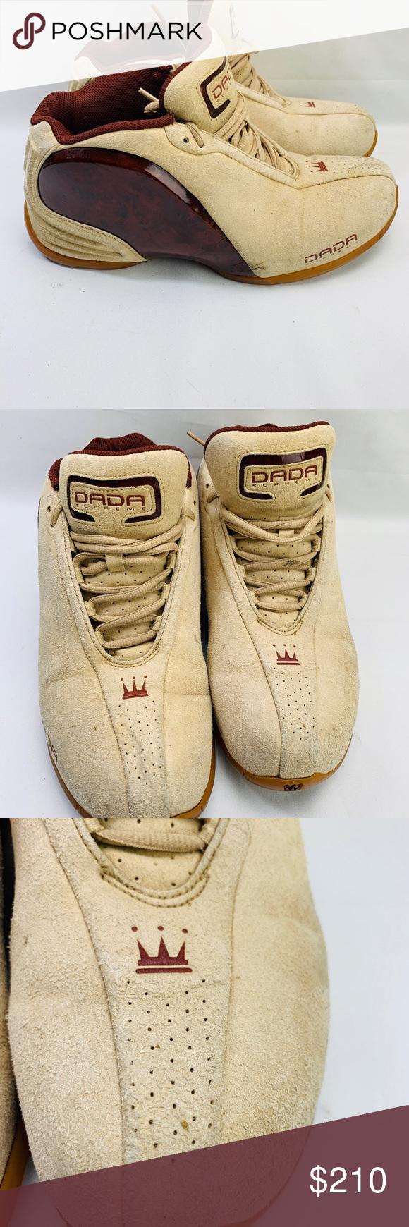Dada supreme vintage sneaker size 11.5 Dada Supreme Mens