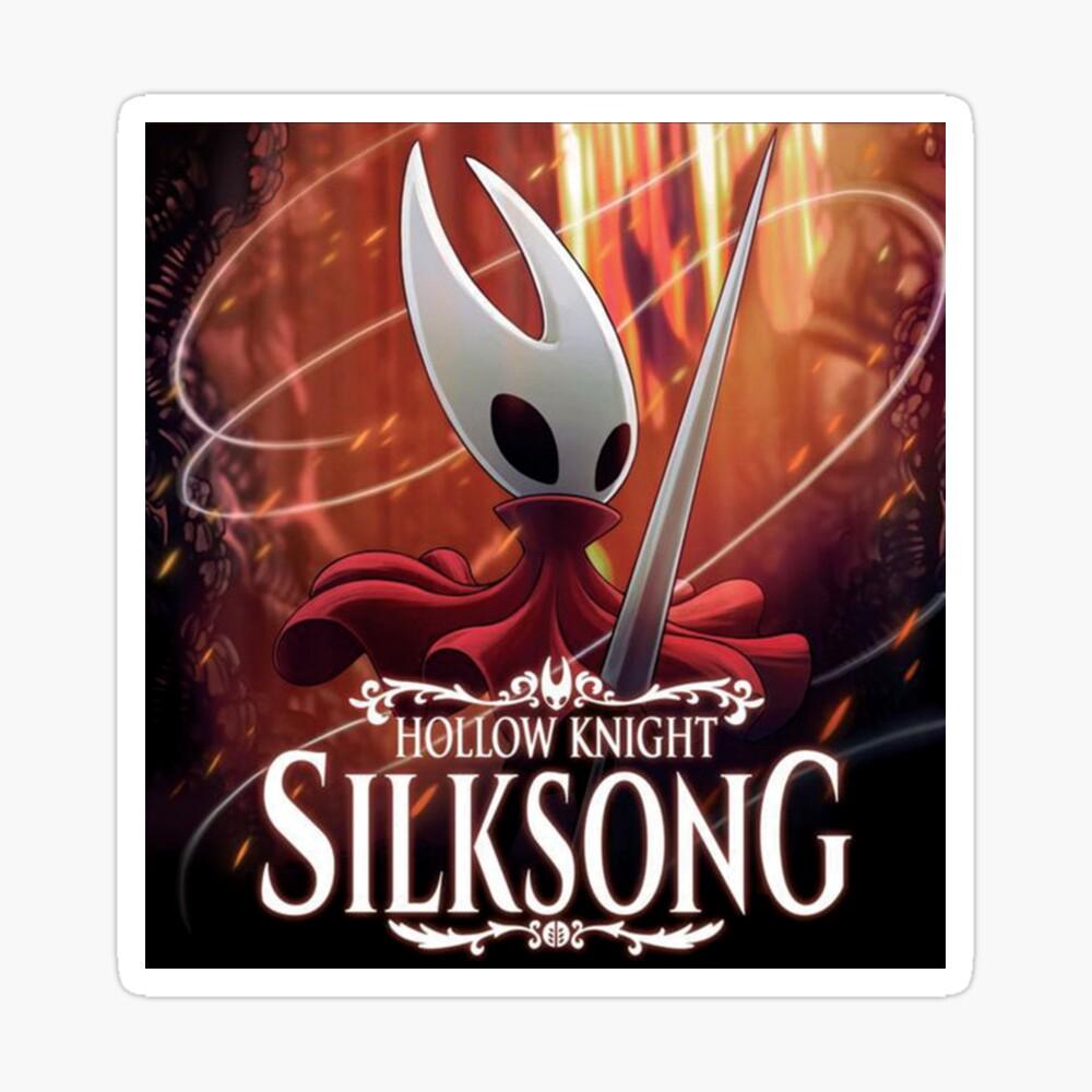 Hollow Knight Silksong Poster By D Emperorlight Redbubble Knight Poster Design Art