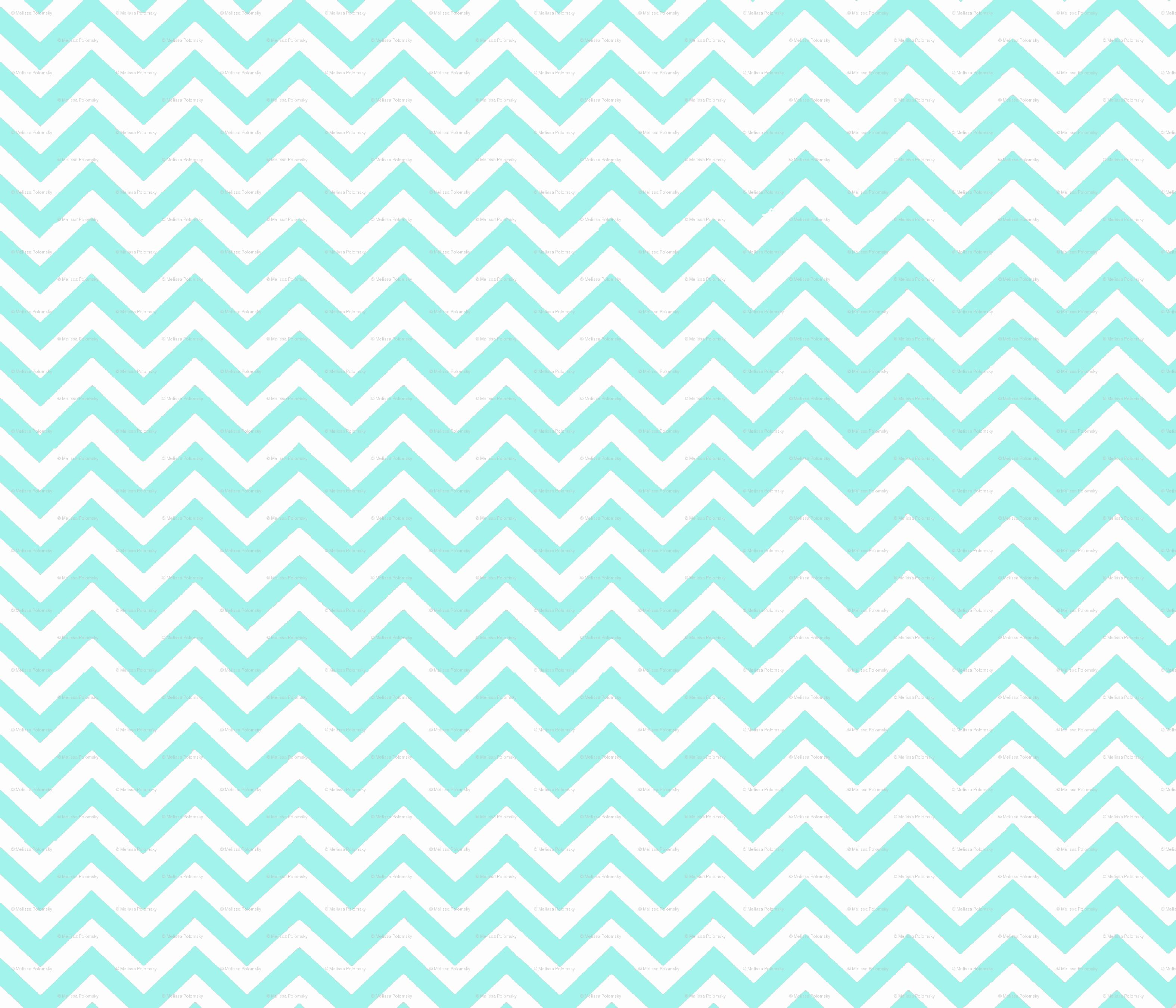 Pix For > Mint Chevron Wallpaper   Patterns   Pinterest   Chevron ...