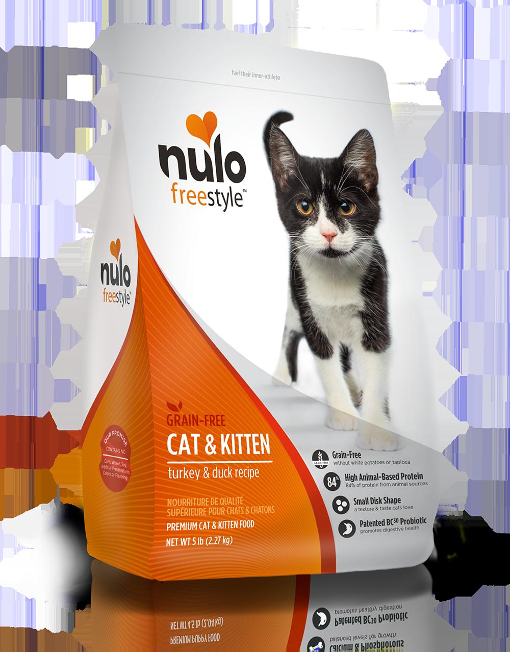 Meow Mix Kitten Li L Nibbles Dry Cat Food 3 15 Lb Bag Chewy Com Kitten Food Dry Cat Food Cat Food