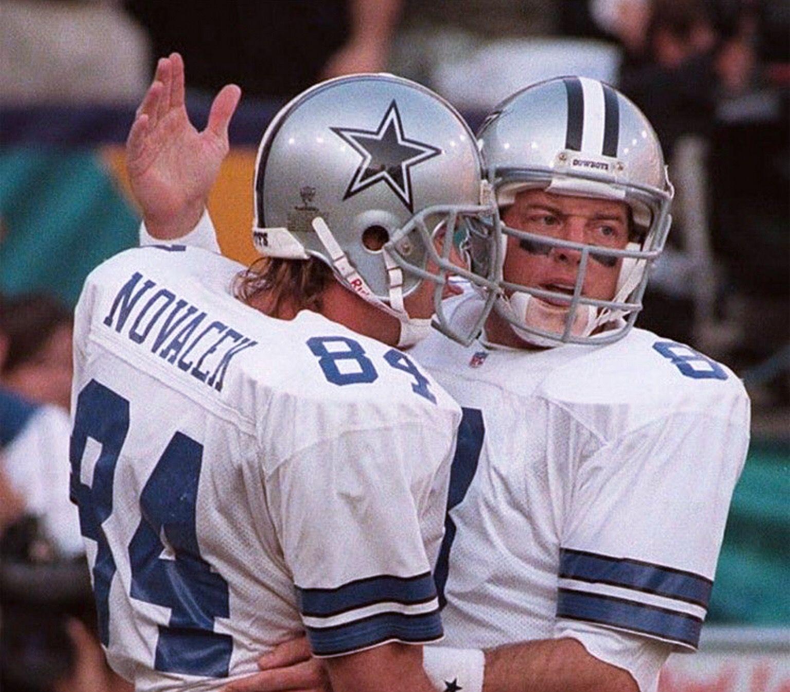 Novacek & Aikman Dallas cowboys, Dallas cowboys players