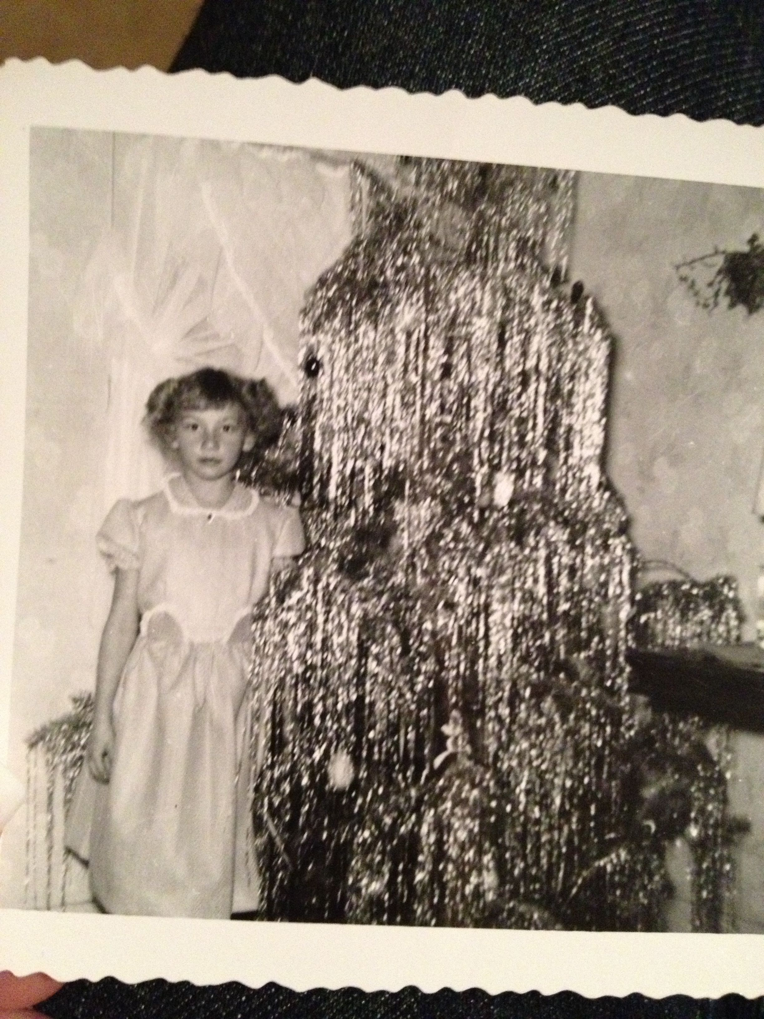 Know That S Some Tinsel Painting Art Tinsel