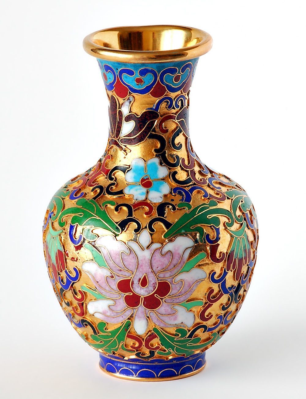 Chinese Vase ♥___________________________ Reposted by Dr. Veronica Lee, DNP (Depew/Buffalo, NY, US)