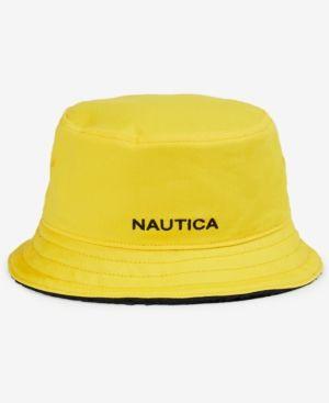 7349ae2e384 Lil Yachty X Nautica Men s Reversible Bucket Hat -