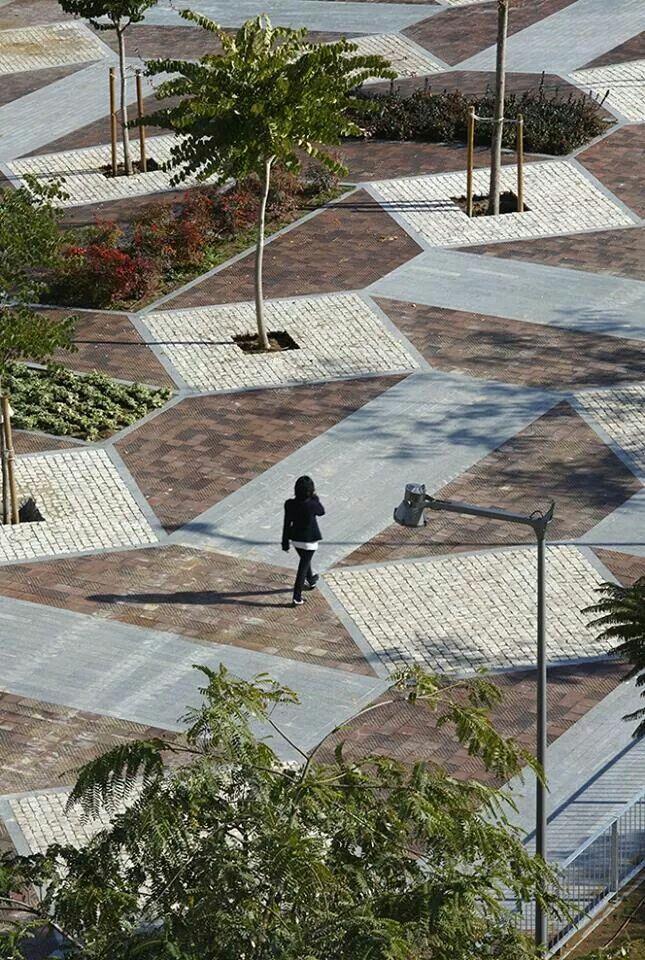 Paving Patterns Landscape Architecture Design Landscape Architecture Landscape Design Drawings