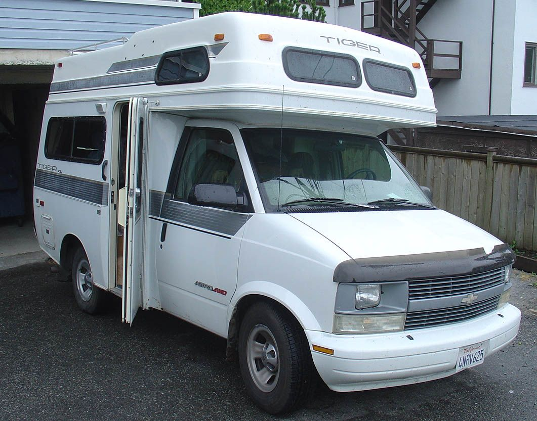 Rv Traveling 1998 Tiger Provan Gt Rv For Sale In Memphis