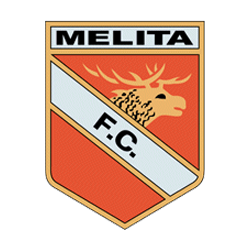 1933, Melita F.C. (Malta) #MelitaFC #Malta (L10461)
