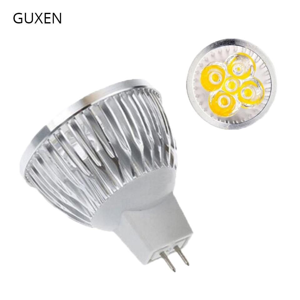 Guxen Dimmable Led Light 9w 12w 15w Led Lamp Mr16 12v Led Bulbs 2 Years Warranty Free Shipping 10pcs Lot Dimmable Led Lights 12v Led Led Lamp