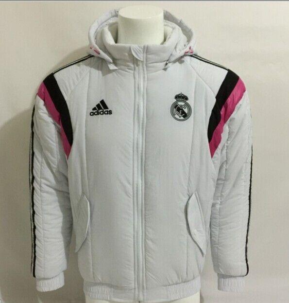 Chaqueta de Algodón Real Madrid -- Blance - :