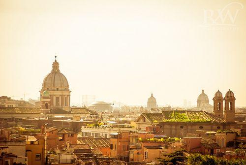 Roma, ho lasciato il mio cuore lì