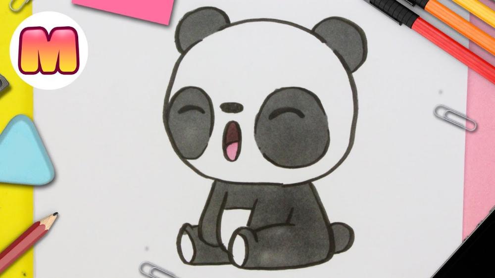 Pin De Roxysrojas En Mis Panditas Dibujos Kawaii Dibujos Kawaii Faciles Panda Kawaii