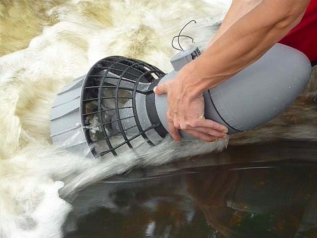 Details About Portable Hydro Power Generator Water Turbine