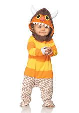 baby purple people eater monster halloween costume infant 6 9 months cute