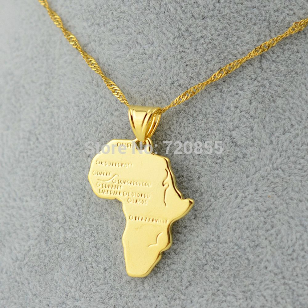 See our newest item africa map pendan at our online shop just go