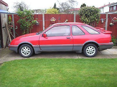 Cool Ford Awesome Ford EBay FORD SIERRA XR I RED - Cool cars 1983