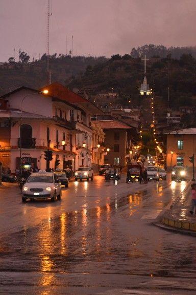 Cajamarca.Perú.Lights