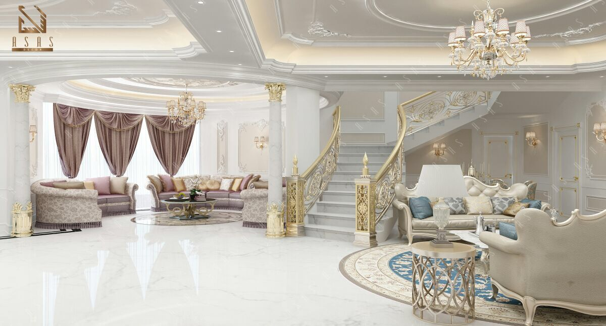 ديكور مجالس اثاث تصميم داخلي غرف ديكورات تصميم مودرن ورق جدران Decor Decorat Idea House Design Home My Dream Home