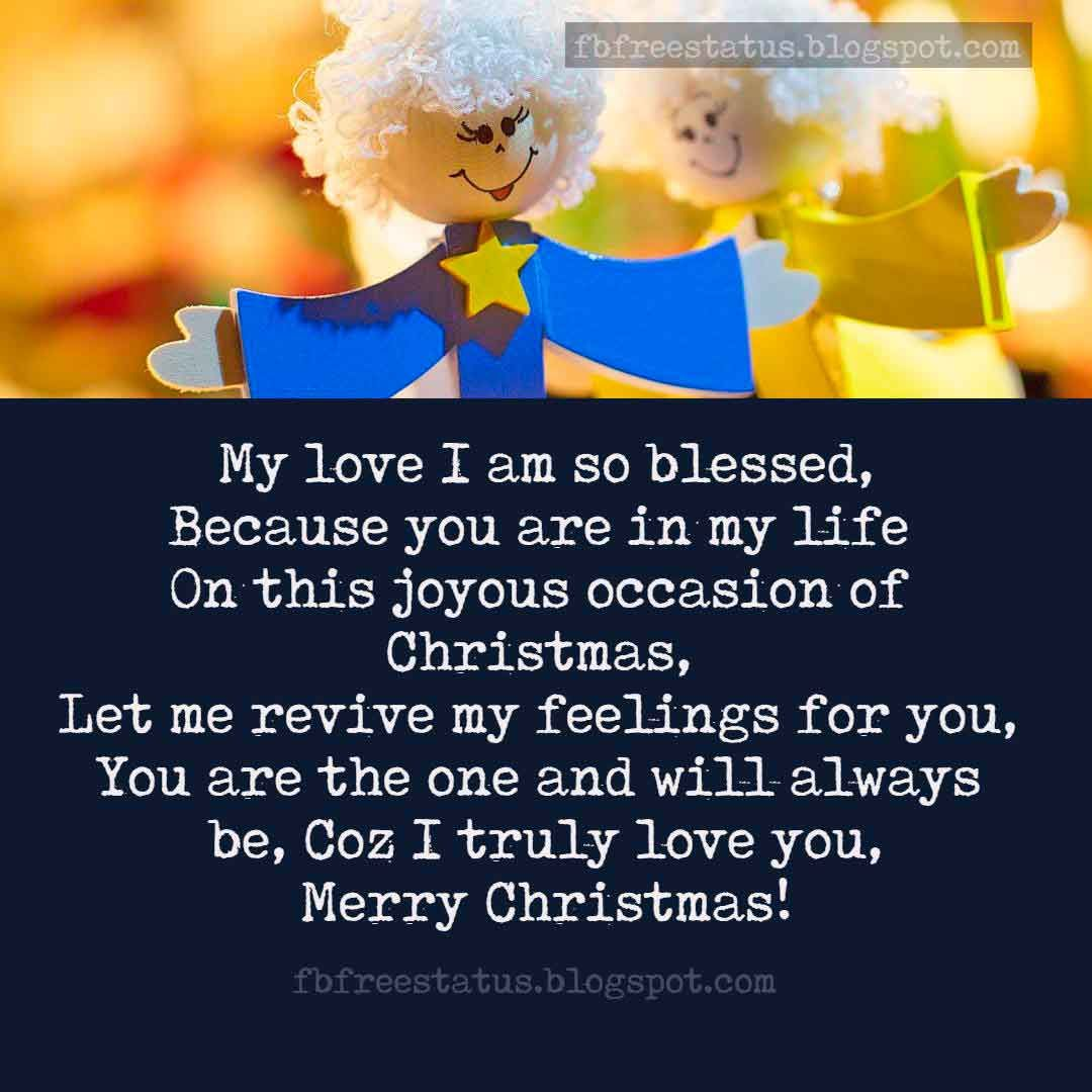 Christmas Wishes For Girlfriend and Christmas Greetings Images ...