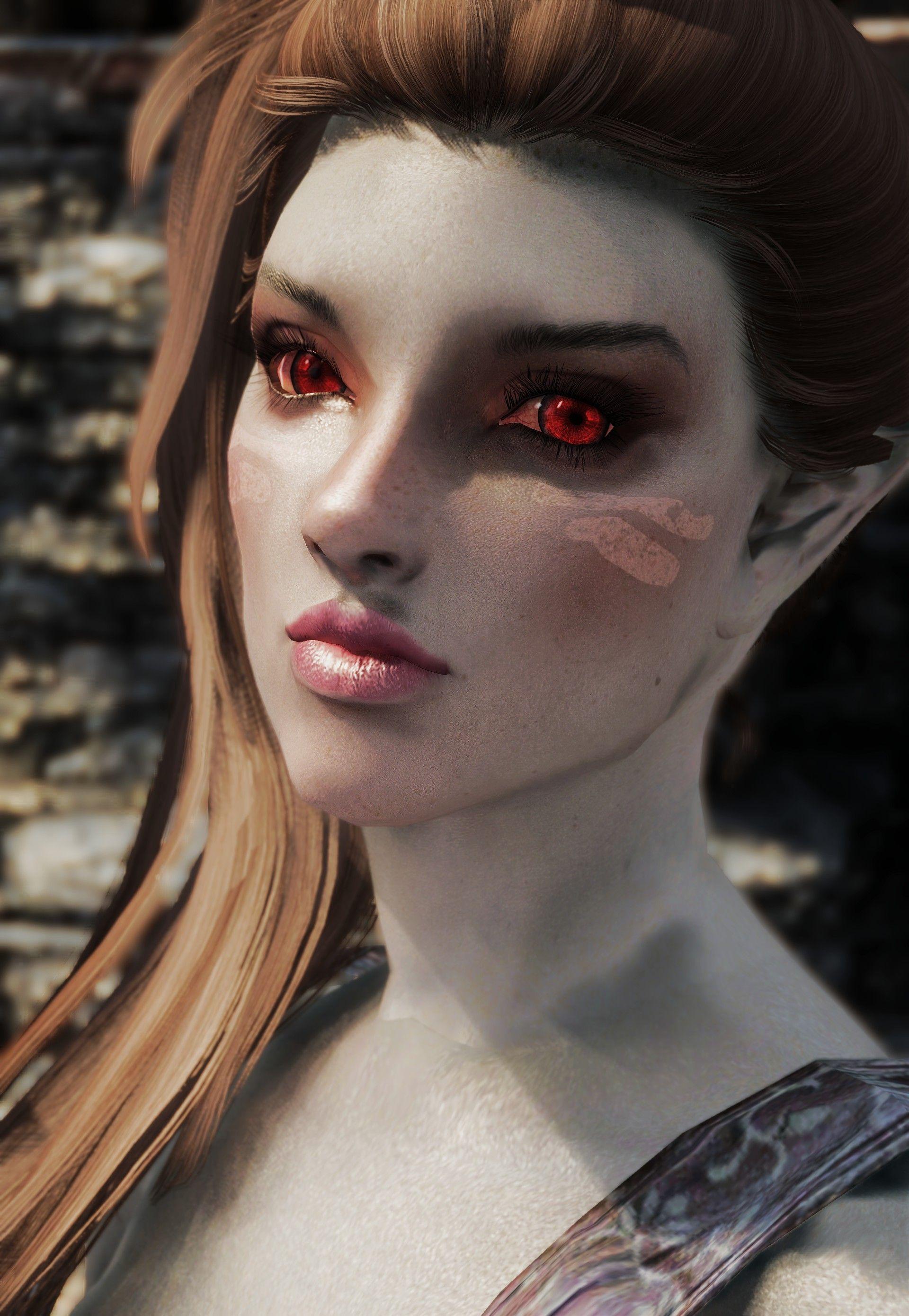 Bijin Warmaidens SE at Skyrim Special Edition Nexus - Mods and