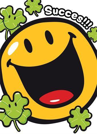 succes успех smiley grappige teksten en grappig