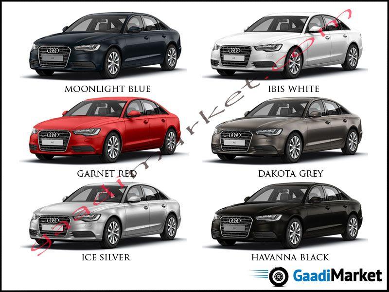 A Colours AUDI COLOUR OPTIONS Pinterest Color Audi And Audi A - Audi a6 colors