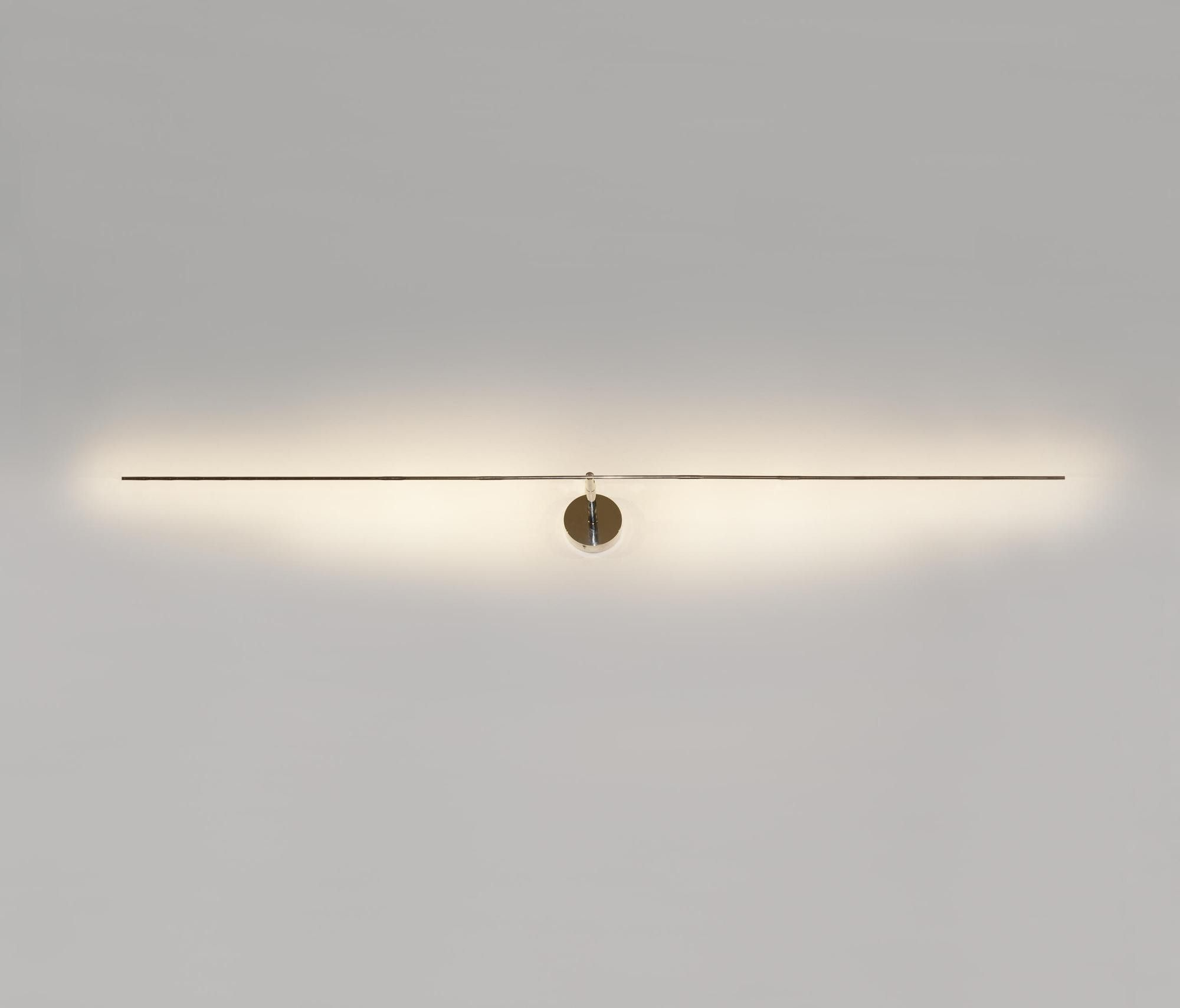 Catellani Smith Light Stick Cw Nickel Ceiling Lights At Wall Lamps Online Shop 1001lights In 2020 Gold Ceiling Light Ceiling Lights Wall Mounted Light
