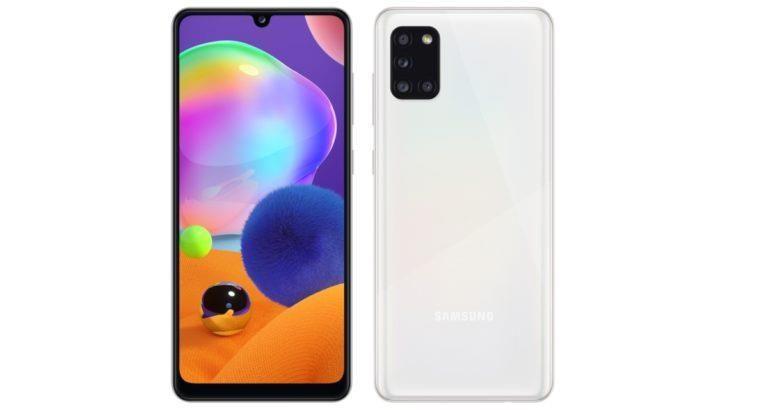 صور ومواصفات هاتف سامسونج جلاكسي إيه 31 Samsung Galaxy Galaxy Samsung