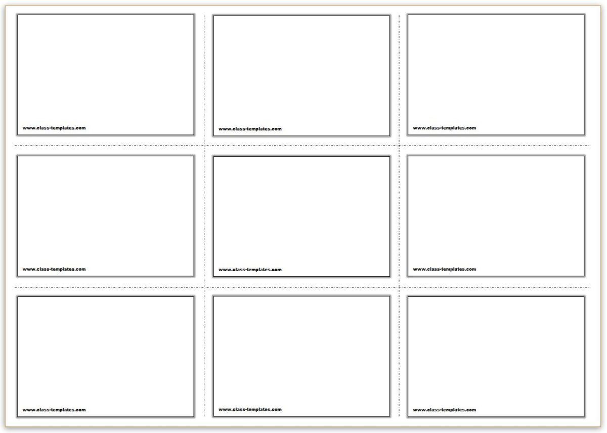 Blank Flash Cards Template Papele Alimentacionsegura In Blank Index Card Template Flash Card Template Printable Flash Cards Free Printable Flash Cards