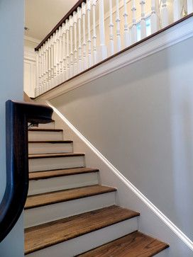 Assorted Photos Of Stair Stringer Moldings