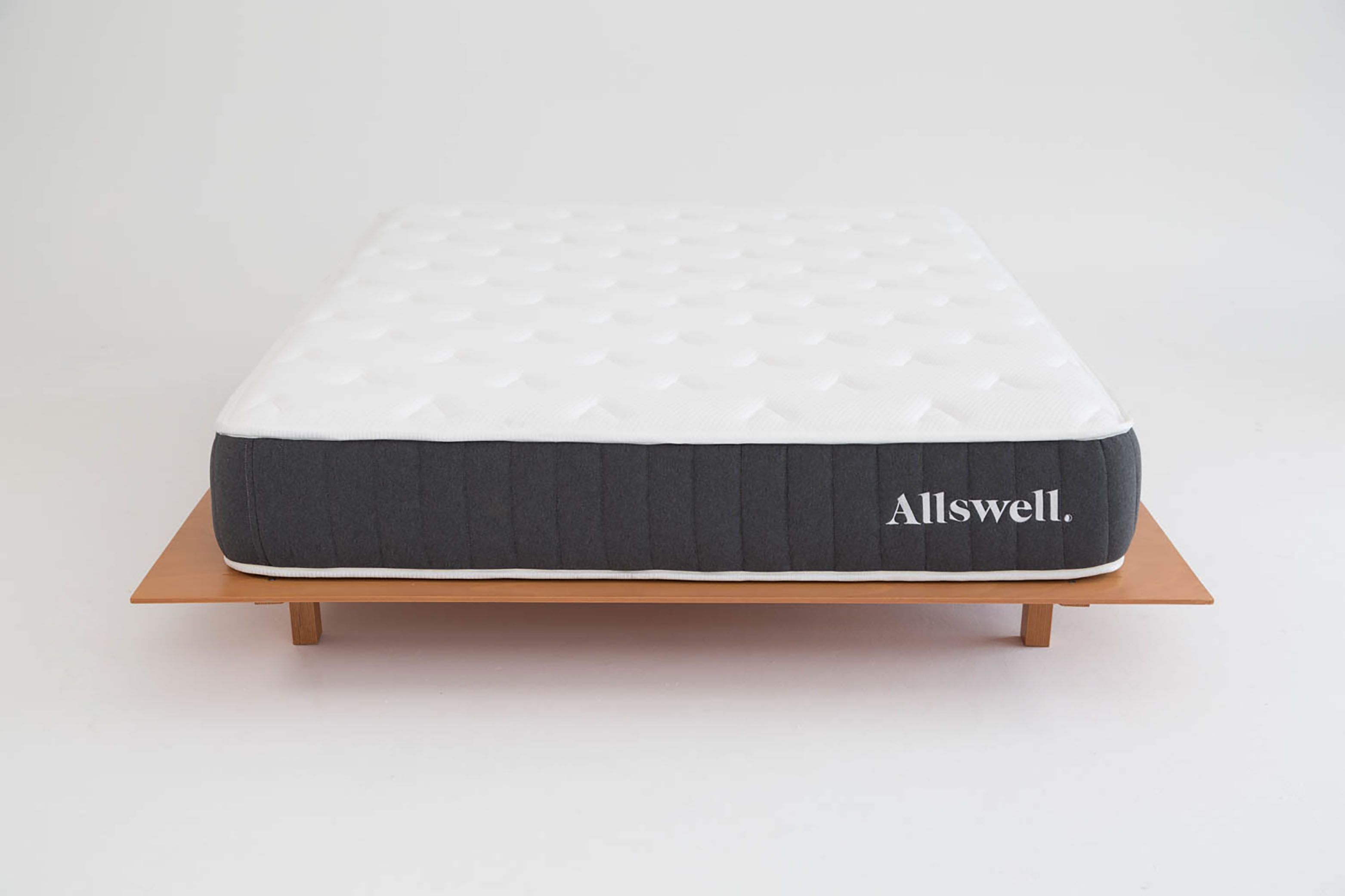 The Allswell 10 Inch Bed In A Box Hybrid Mattress Queen Walmart Com Box Bed Hybrid Mattress Mattress