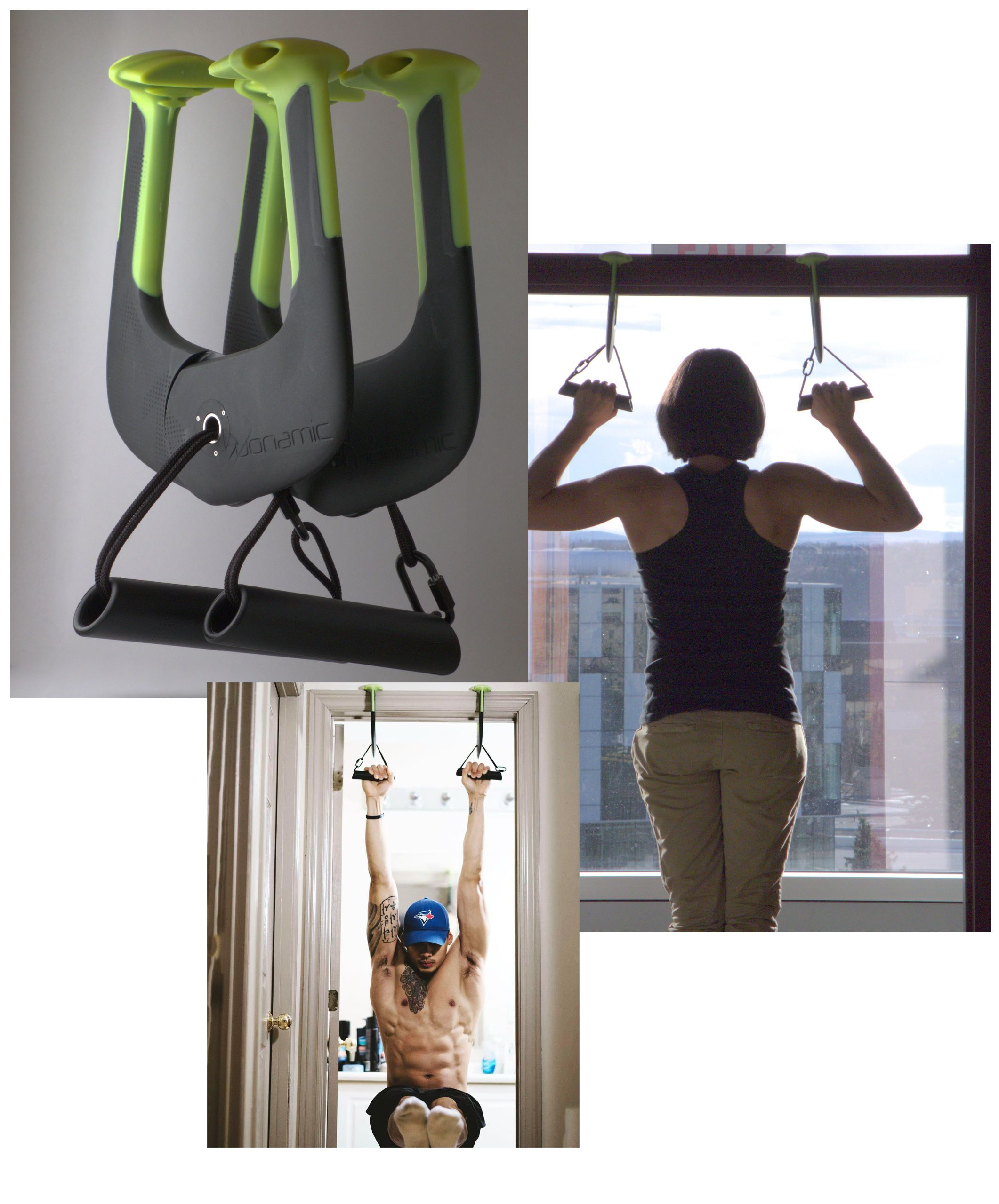 Strålande Duonamic – The ultimate portable door pull up bar | To Buy US-99