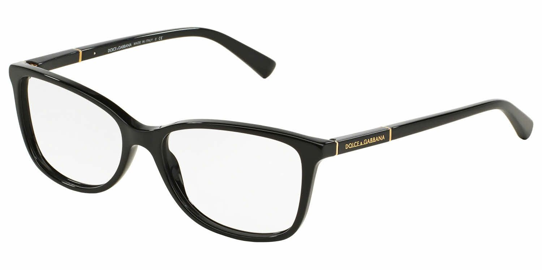ecd4c277d0 Dolce   Gabbana DG3219 - Logo Plaque Eyeglasses