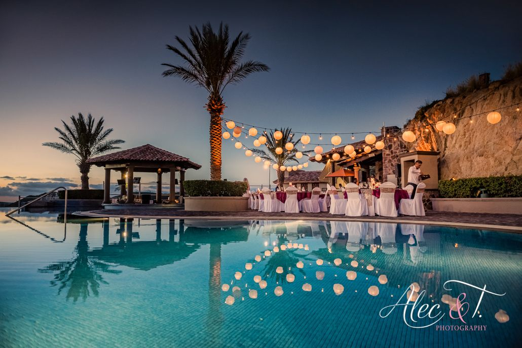 Cabo wedding venuesbeautiful resortsunset beach