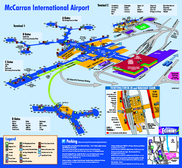 Las Vegas Terminal 3 Images Pinterest: Las Vegas Airport Terminal 3 Map At Infoasik.co